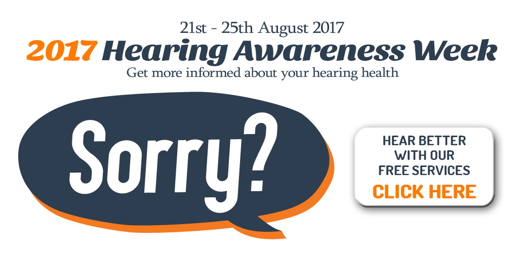 Hearing Awareness Week 2017