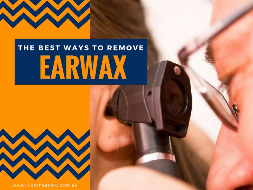 remove earwax