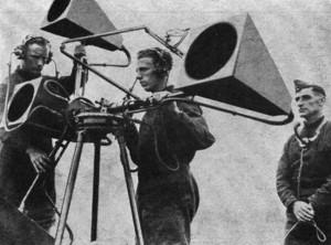 Antique Listening Device
