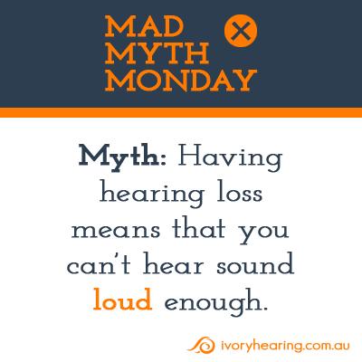 Speak deeper, not louder