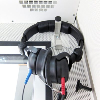 hearing test headphone