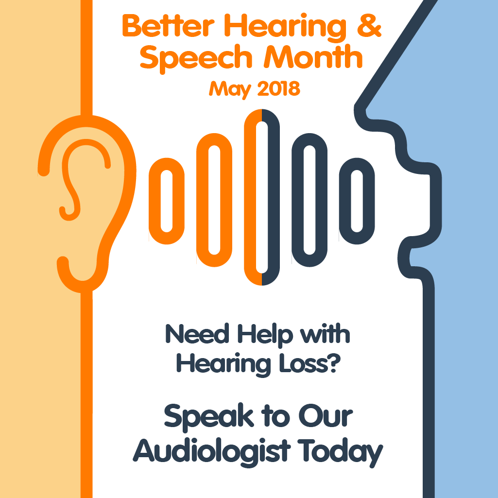 Better Hearing Speech Month