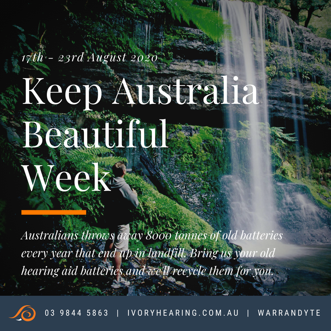 Keep Australia Beautiful Week 2020