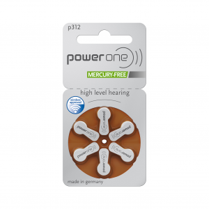 powerone 312 batteries