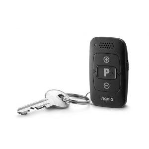 Signia miniPocket with a key
